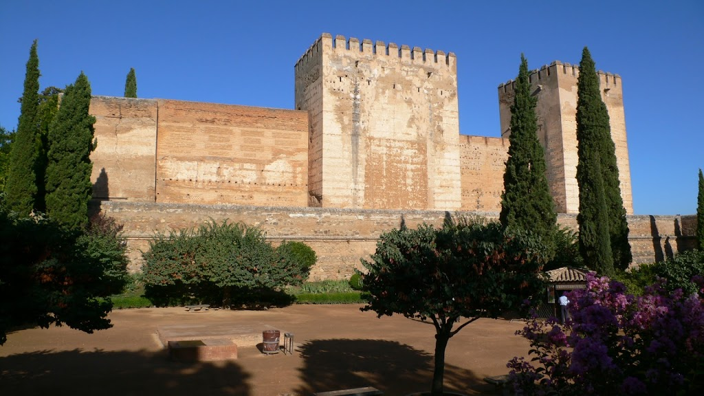 Festung Alcazaba Alhambra Granada