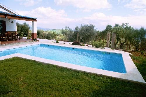 pool andalucia rental villa la parada malaga