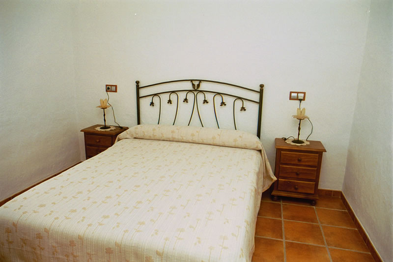 el torcal holiday rental bungalow casa la parada bedroom 2