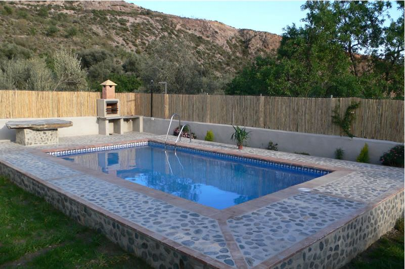 orgiva alpujarras holiday rental villa casa la piedra private swimming pool