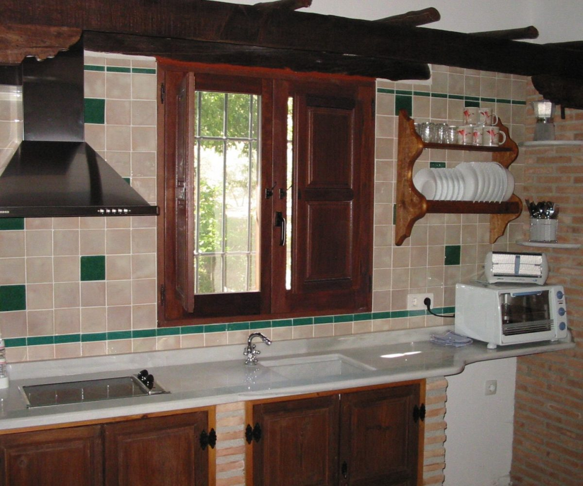 los molinos granada kitchen holiday rental