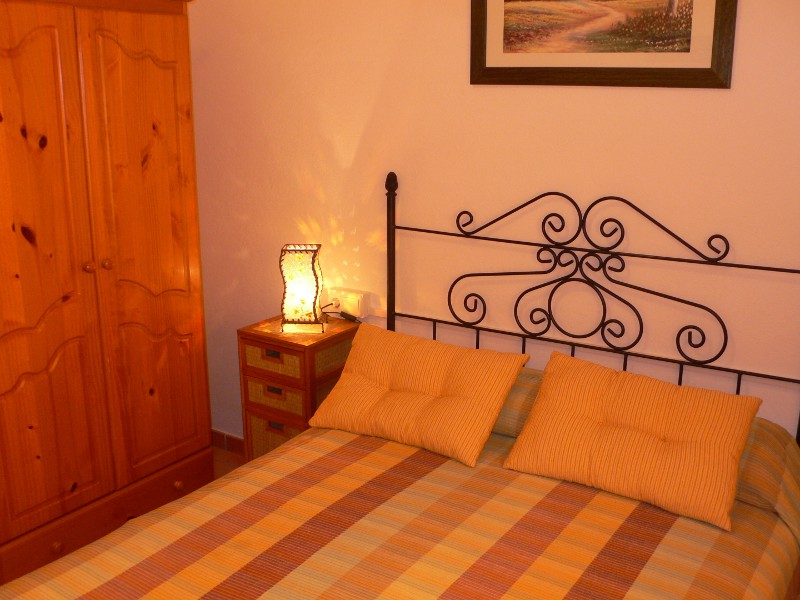 malaga el torcal holiday house casa aguila master bedroom