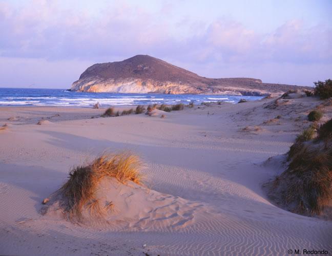 almeria naturpark cabo de gata strand playa los genoveses