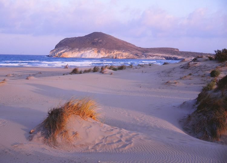 genoveses strand cabo gata almeria