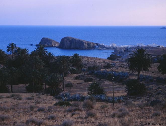 isleta del moro cabo de gata natuurpark almeria