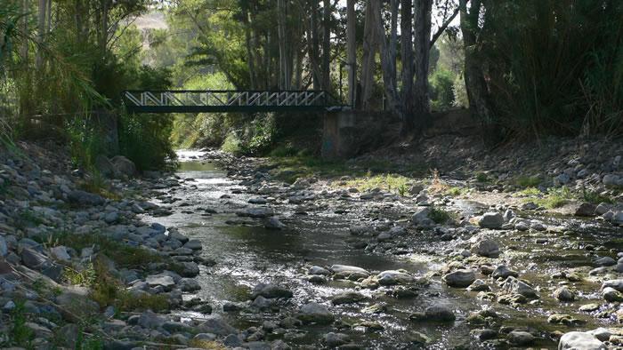 rio grande tolox ardite andalucia españa