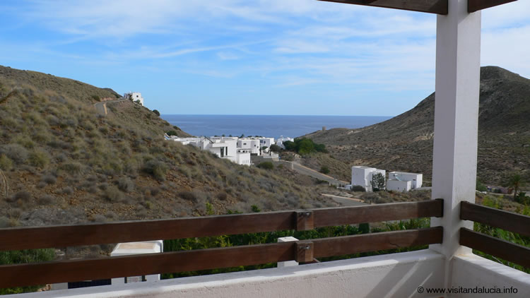 almeria las negras holiday rental casa la palmera view terrace