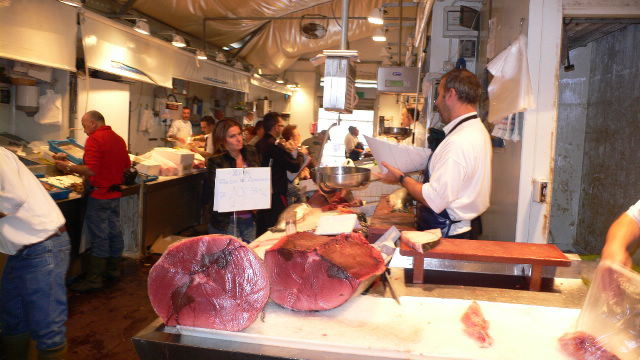 cadiz markt thunfisch was machen in andalusien