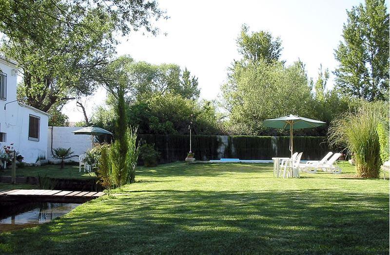 moulin los molinos padul granada andalousie jardin et piscine 2