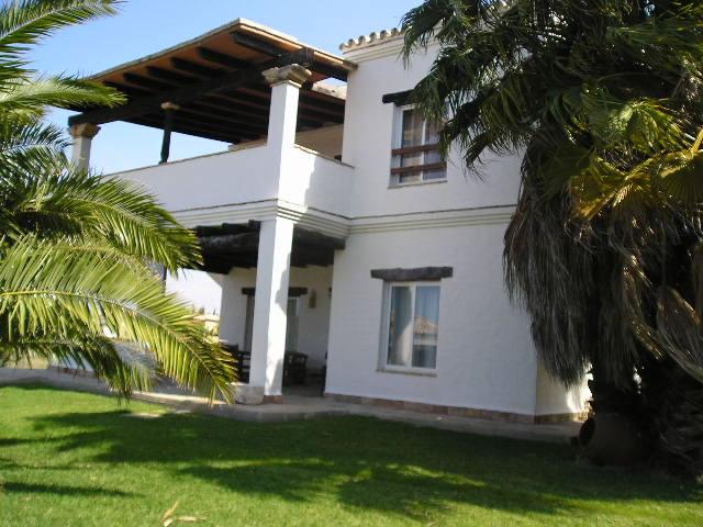 conil de la frontera maisons de vacances finca el olivar façade appartements 4 personnes