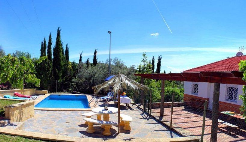 malaga el torcal location de vacances casa aguila piscine privée et terrasse