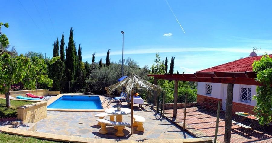 malaga el torcal vakantiehuis house casa aguila privé zwembad en terras