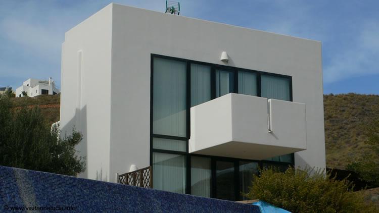 almeria las negras villa de vacances casa la cascada façade