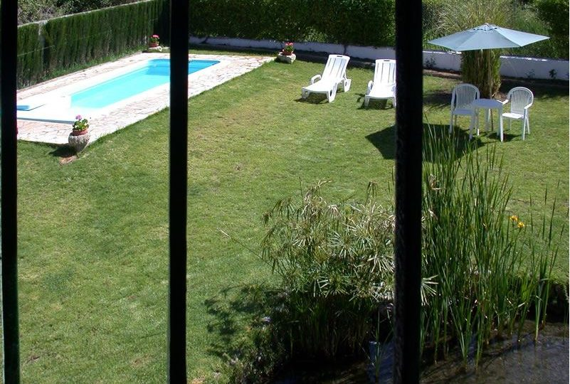 moulin los molinos padul granada andalousie jardin et piscine