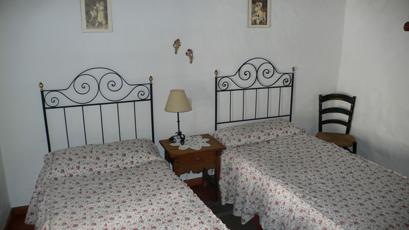el municipal holiday rental villaluenga del rosario grazalema bedroom