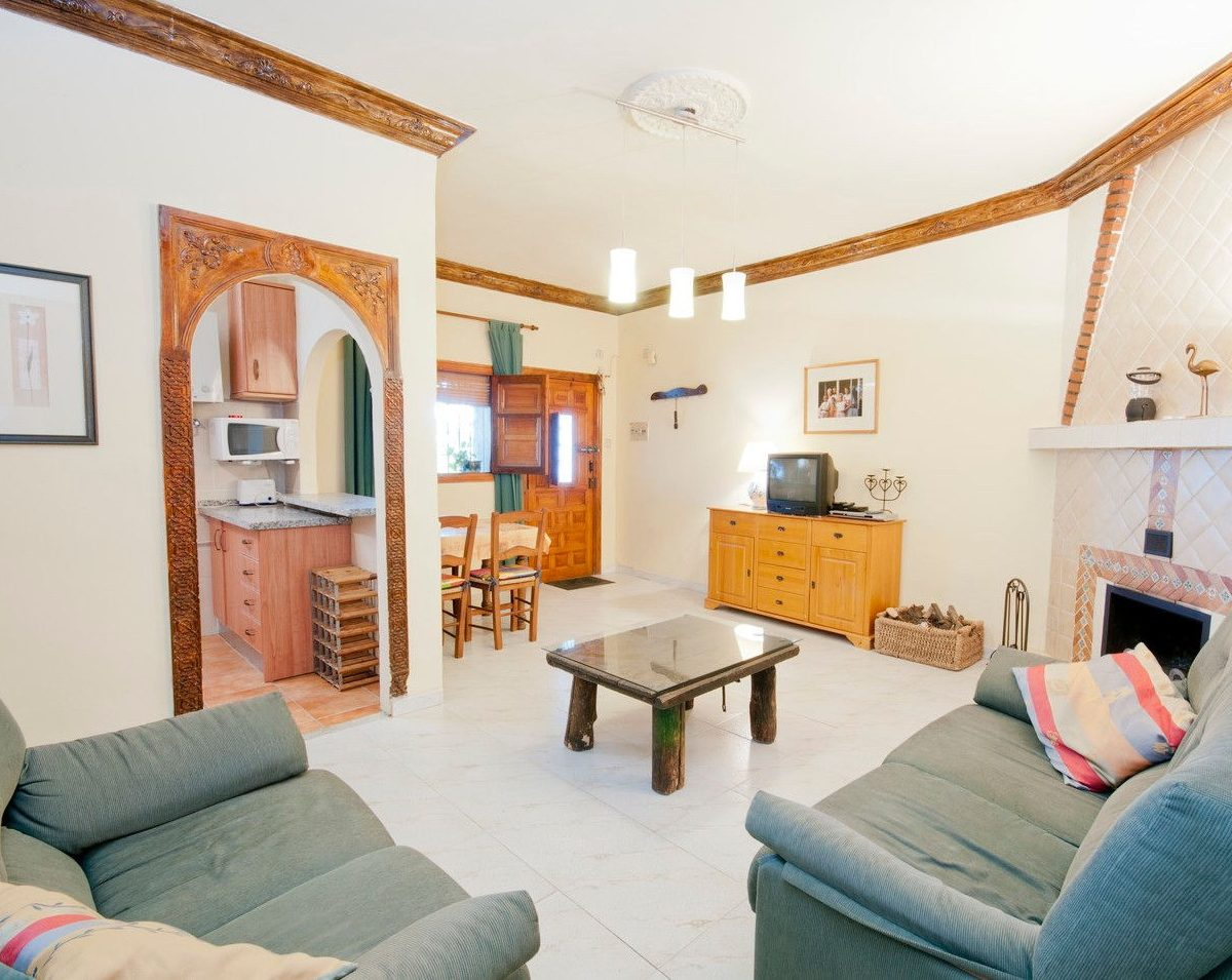 holiday rental casa launa pitres alpujarra national park sierra nevada living room