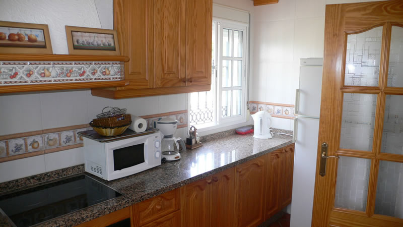 malaga casa de la torre location de vacances kitchen