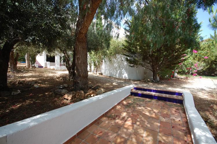 almeria las negras holiday house casa torrecilla garden