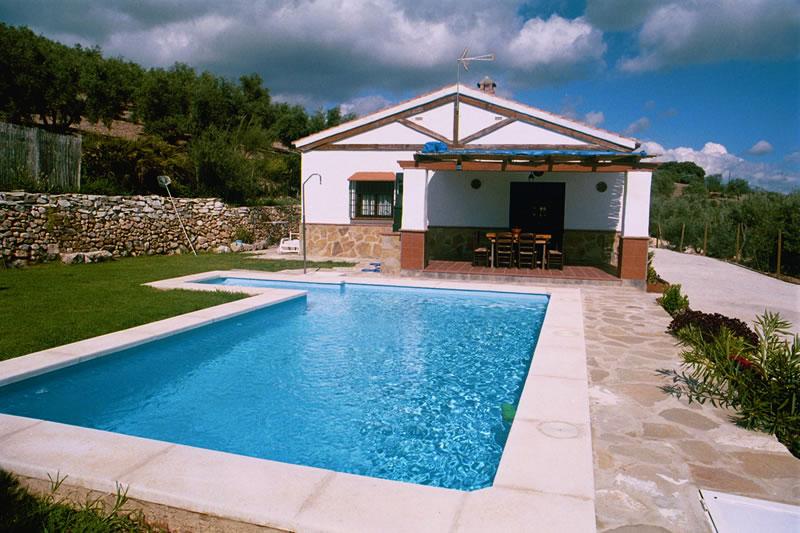 el torcal vakantiebungalow casa la parada privé zwembad