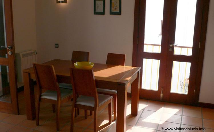 almeria las negras holiday rental casa la palmera dinner corner
