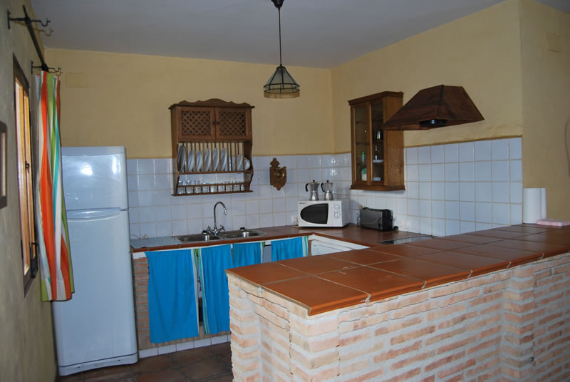 cordoba holiday rental casas castil kitchen