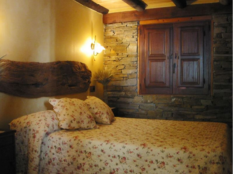 vakantiehuis los molinos granada andalusie slaapkamer misqueres