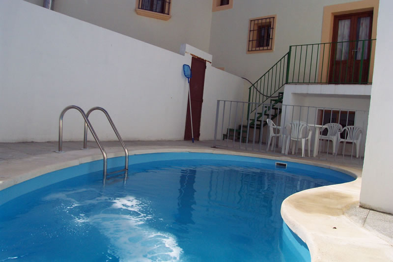 cordoba castil de campos holiday rental house pool
