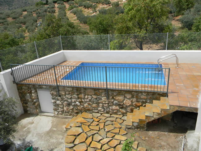 cordoba casa zagrilla holiday rental house swimming pool