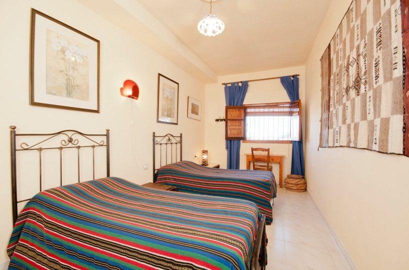 vakantiehuis casa launa pitres alpujarras granada slaapkamer