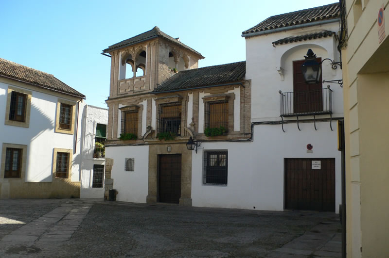 cordoba platz andalusien spanien