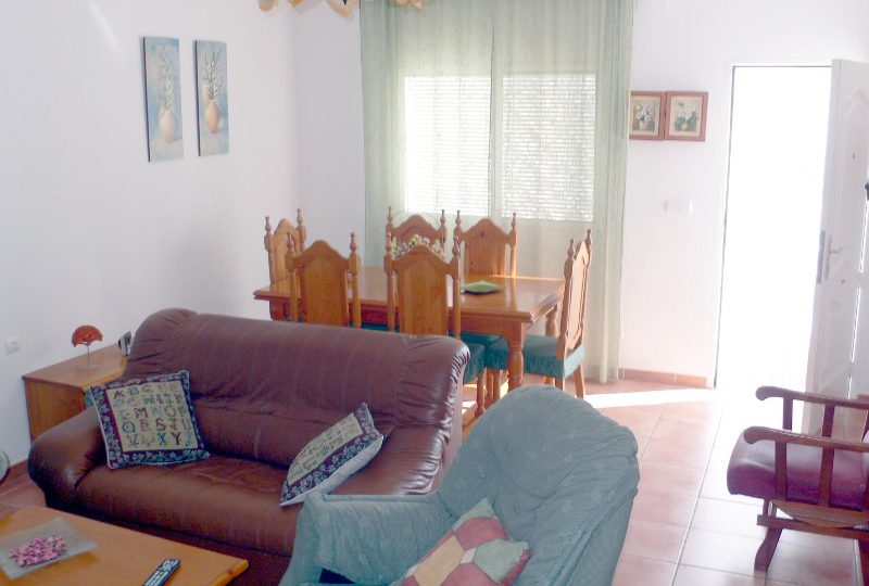 malaga el torcal holiday house casa aguila living room