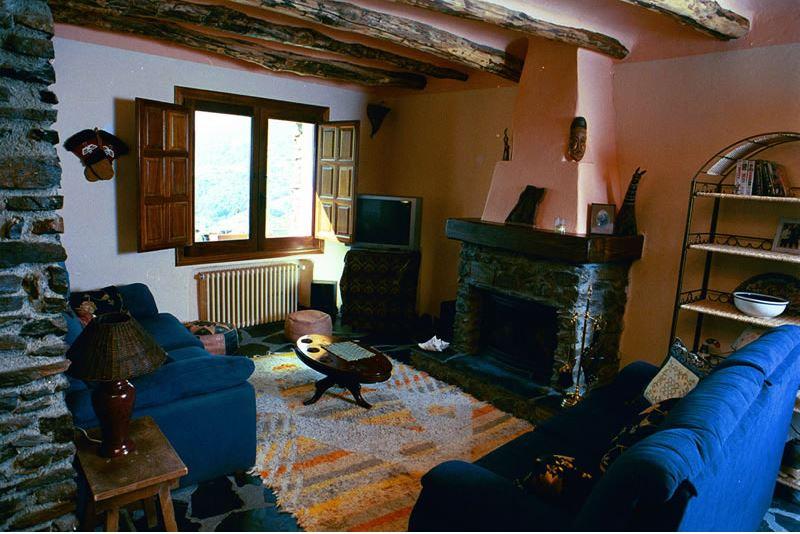 Alpujarras, Bubion holiday rental Casa Milagro livingroom