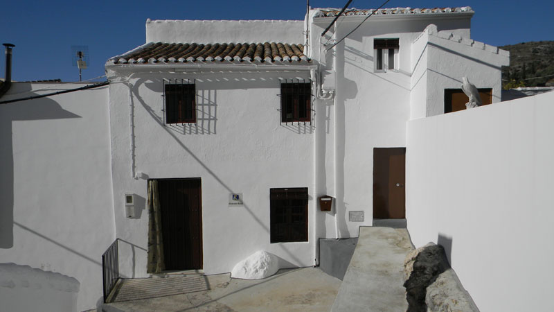 cordoba casa zagrilla holiday rental house facade