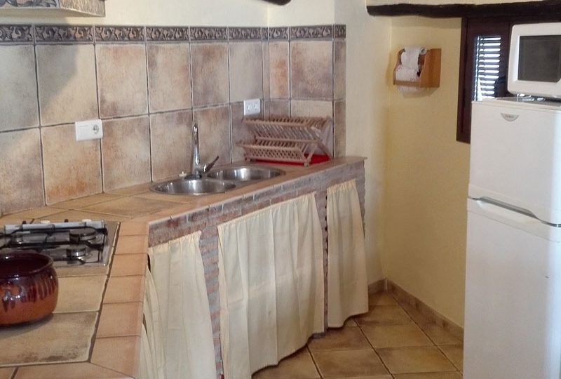 cordoba casa zagrilla holiday rental house kitchen