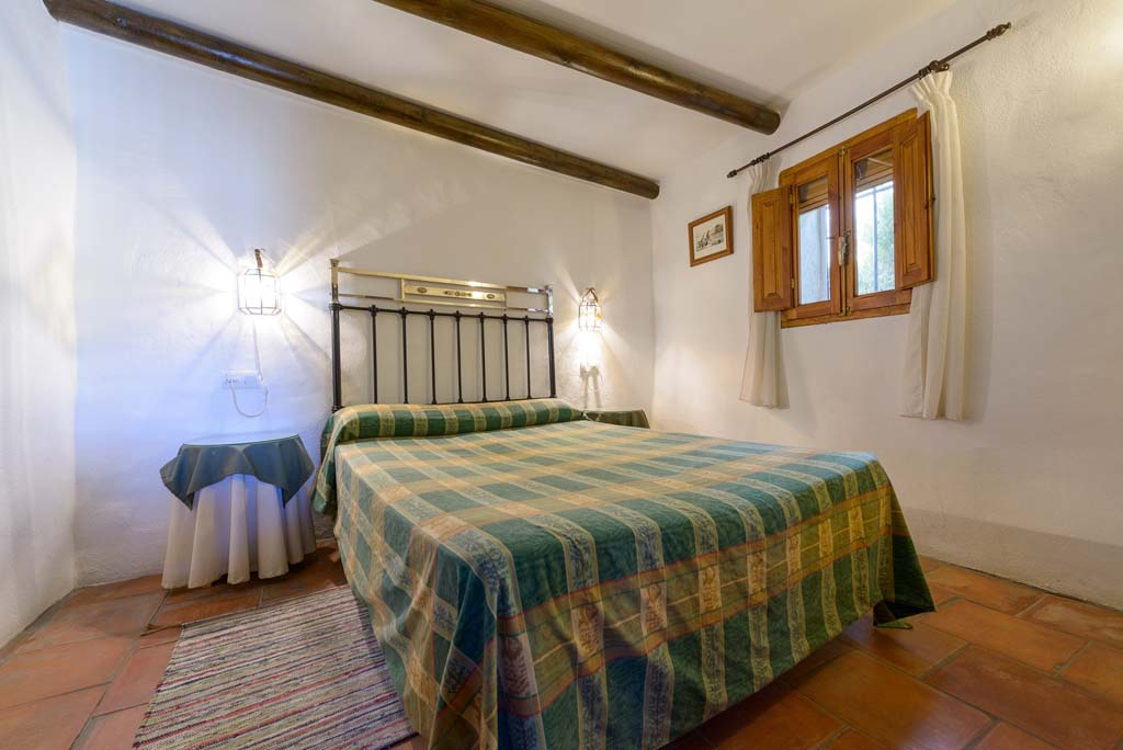 Lecrin valley, Conchar, holiday rental Casa el Concejo bedroom 3