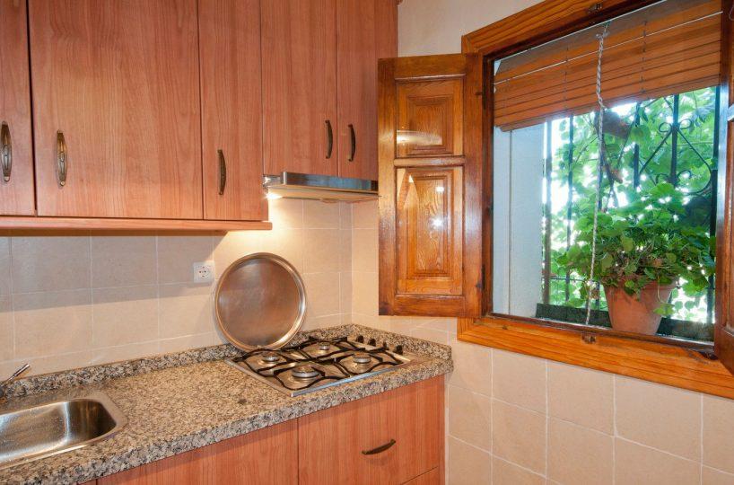 vakantiehuis casa launa keuken pitres alpujarras