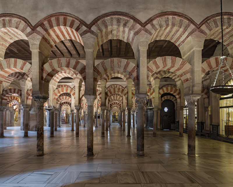 what to do on holidays in Cordoba: visit the mosque Mezquita in Andalusia