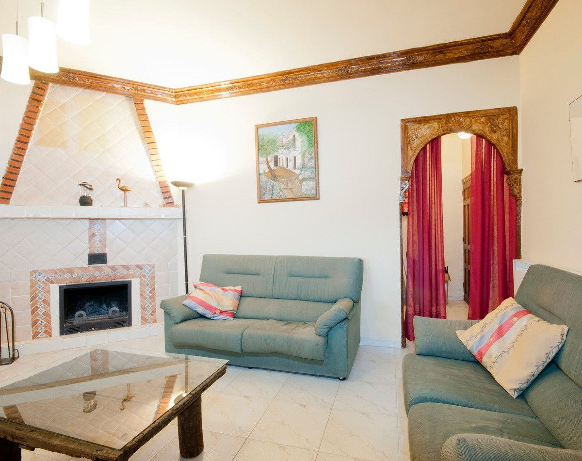 holiday rental casa launa pitres alpujarra living room