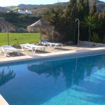 holiday rental bungalow villa naranja malaga antequera private pool and garden
