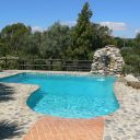 orgiva alpujarras holiday rental villa finca rio seco swimmung pool