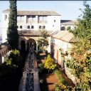 alhambra granada jardins generalife andalousie espagne