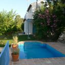 sierra de las nieves holiday rental la cabra verde private pool the blue house 2