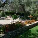 orgiva alpujarras holiday rental villa finca rio seco garden 2