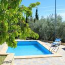malaga el torcal holiday house casa aguila pool
