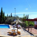 malaga el torcal holiday house casa aguila private pool and terrace