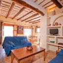 holiday cottage bubion alpujarra livingroom
