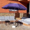 holiday rental bungalow villa naranja malaga antequera chill-out corner