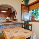 holiday rental casa launa alpujarra dining corner
