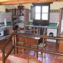 orgiva alpujarras villa de vacances finca rio seco cuisine