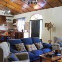 ferienbungalow villa naranja malaga antequera wohnzimmer